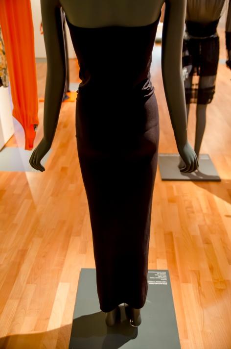 """Schlauchkleider """"Star(c)k naked hot"""" Wolford Philippe Starck Paris, 1999 Polyamid, Trikot 2000.368.369 Geschenk Wolford Deutschland an Stiftung für die Hamburger Kunstsammlungen"""