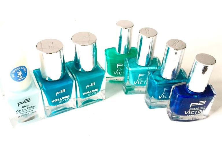 Nail polish by p2