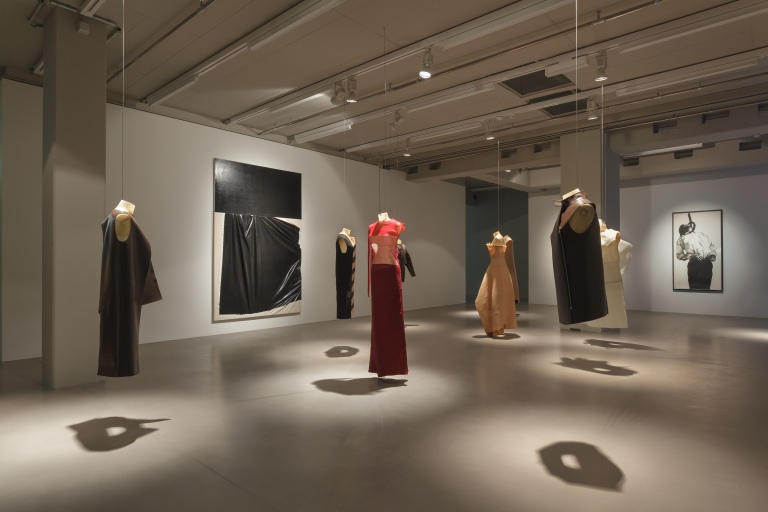 Exhibition view, winter collection 2012-14 | Photo: Axel Schneider