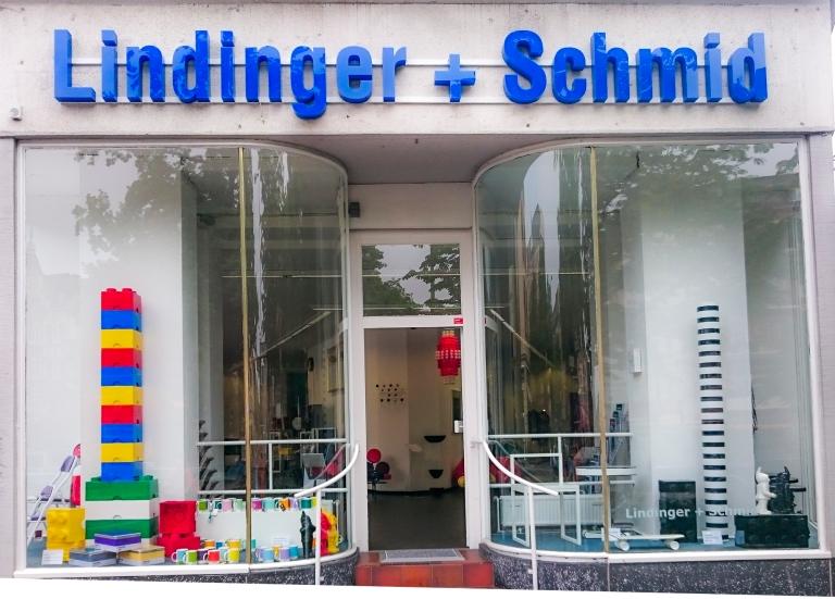 Lindinger und Schmid - Eingang-1