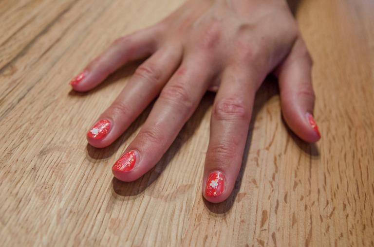 Nail Polisher -0350