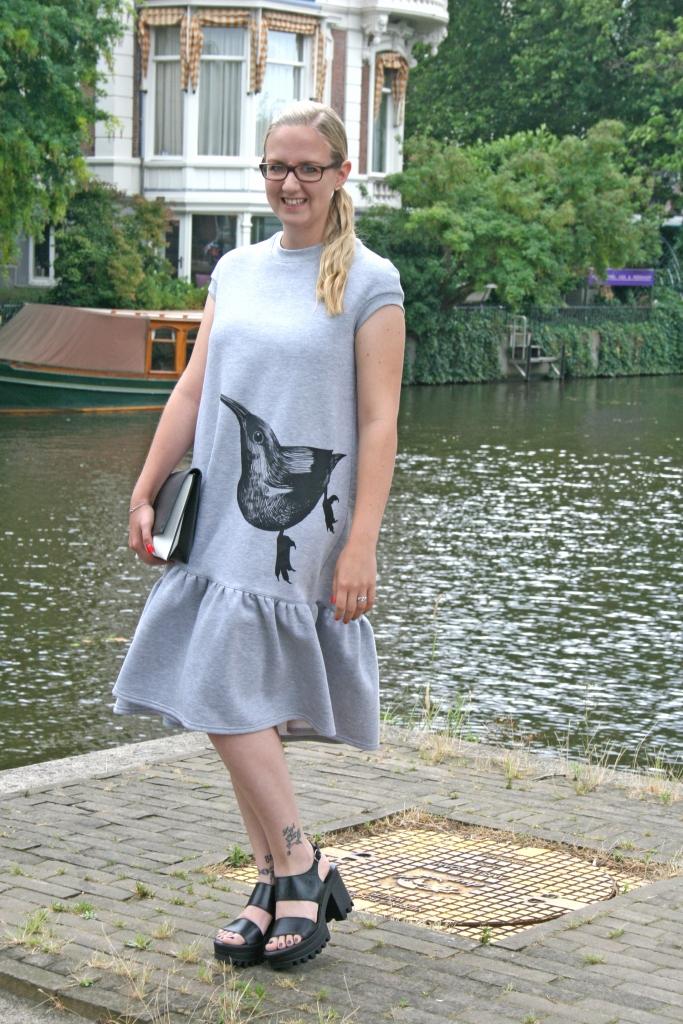 Ioana Ciolacu dress