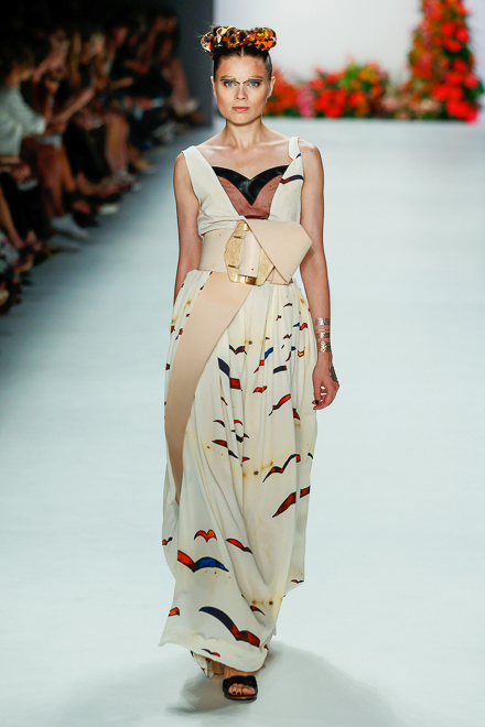Rebekka Ruetz Show Mercedes Benz Fashion Week Berlin Springsummer