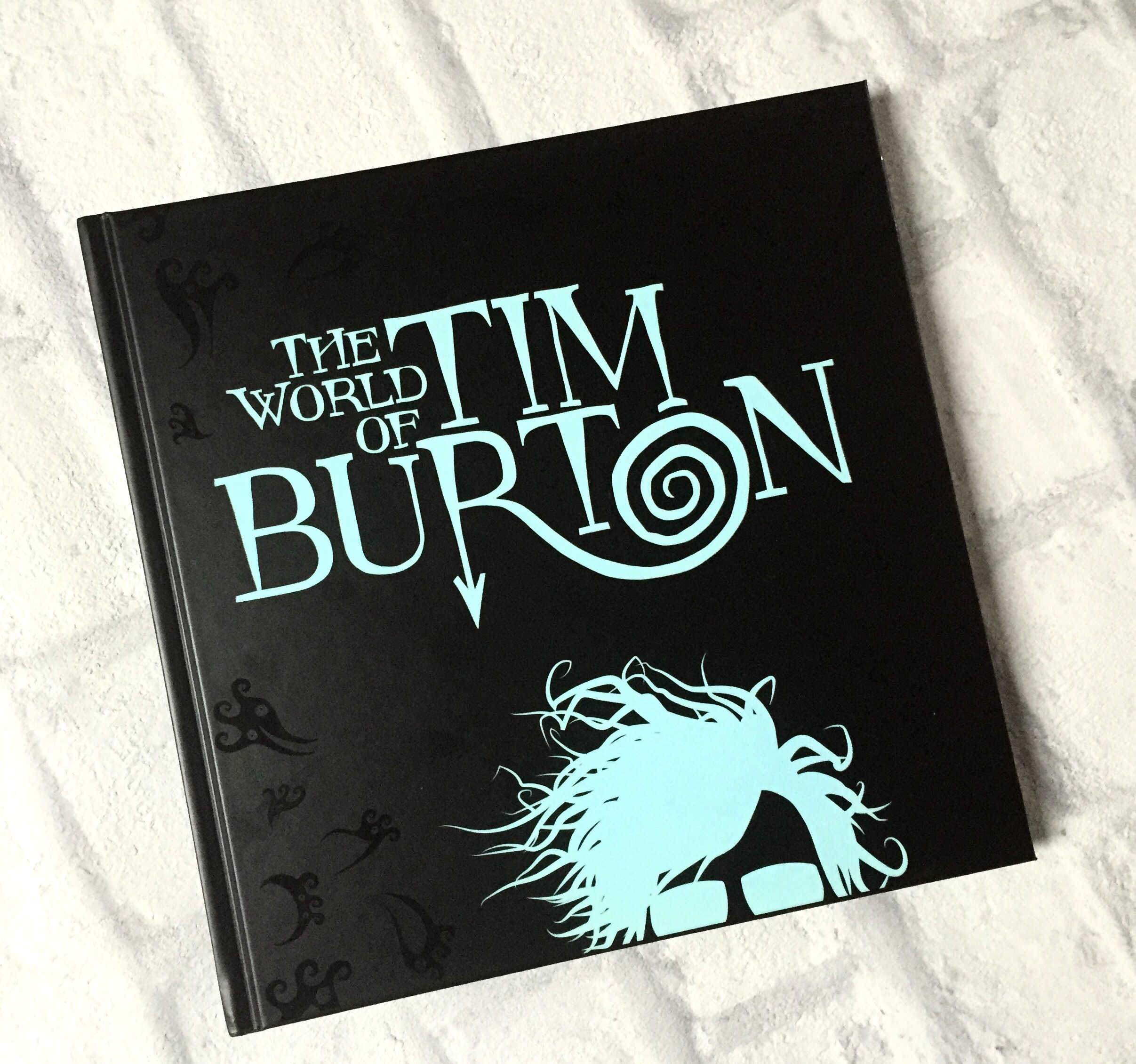 Tim Burton Art Book