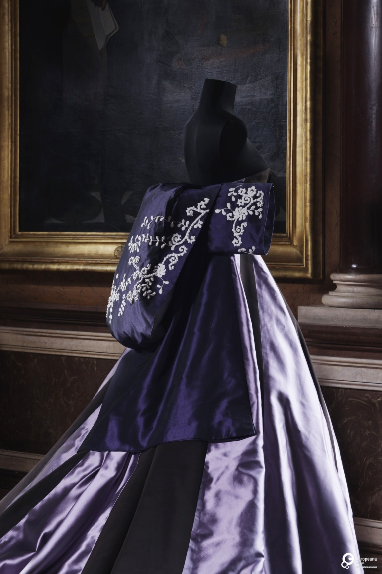 Designer: John Galliano Creator: Givenchy Photographer: Pedro Ferreira
