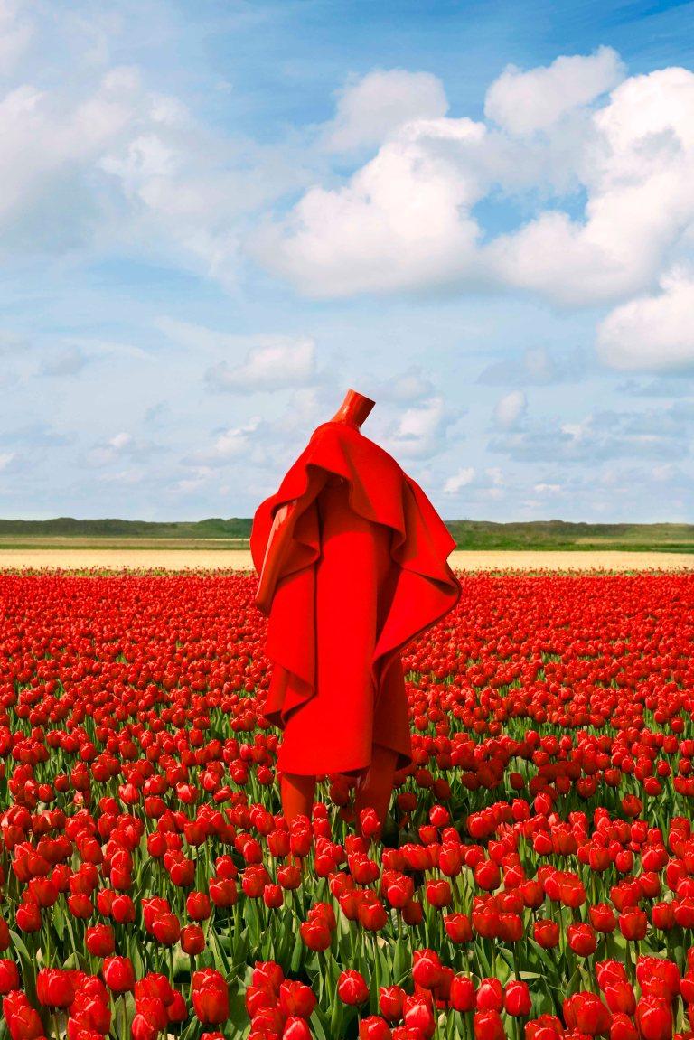 Ontwerp van Frans Molenaar, collectie Gemeentemuseum Den Haag © Sabrina Bongiovanni Photography