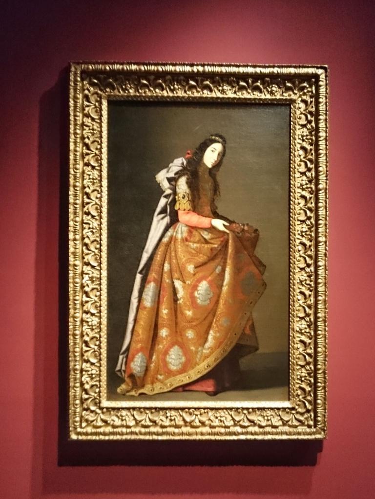 The Holy Casilda of Burgos, 1630–35, Madrid, Museum Thyssen-Bornemisza