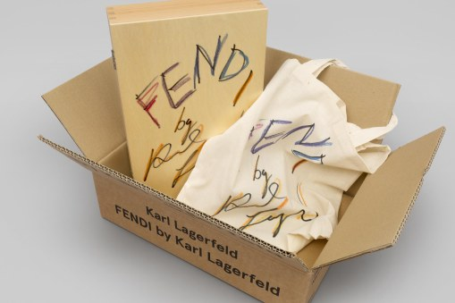 Fendi by Karl Lagerfeld | Photo: (c) Steidl