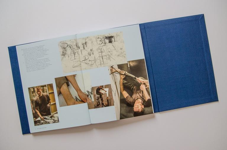 Disegno. The art of drawing for the XXI Century. Hrsg. Staatlichen Kunstsammlungen Dresden, Michael Hering William Forsythe