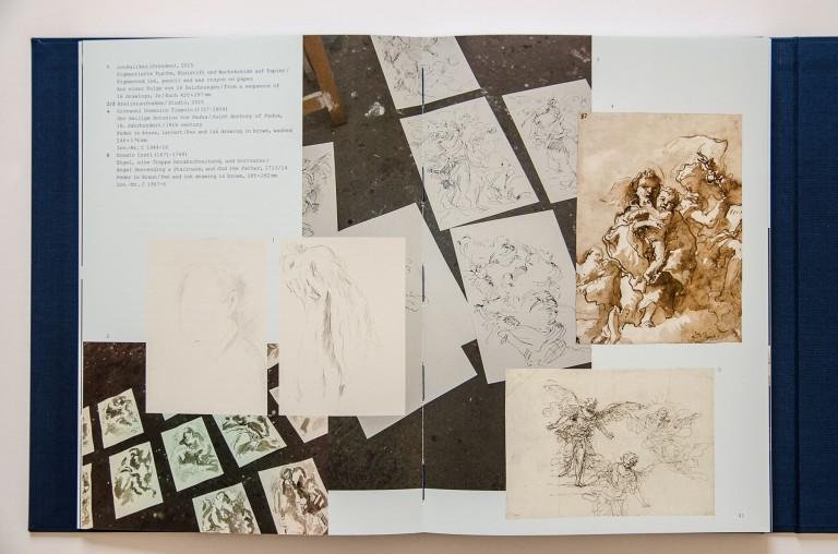 Disegno. The art of drawing for the XXI Century. Hrsg. Staatlichen Kunstsammlungen Dresden, Michael Hering Friederike Feldmann