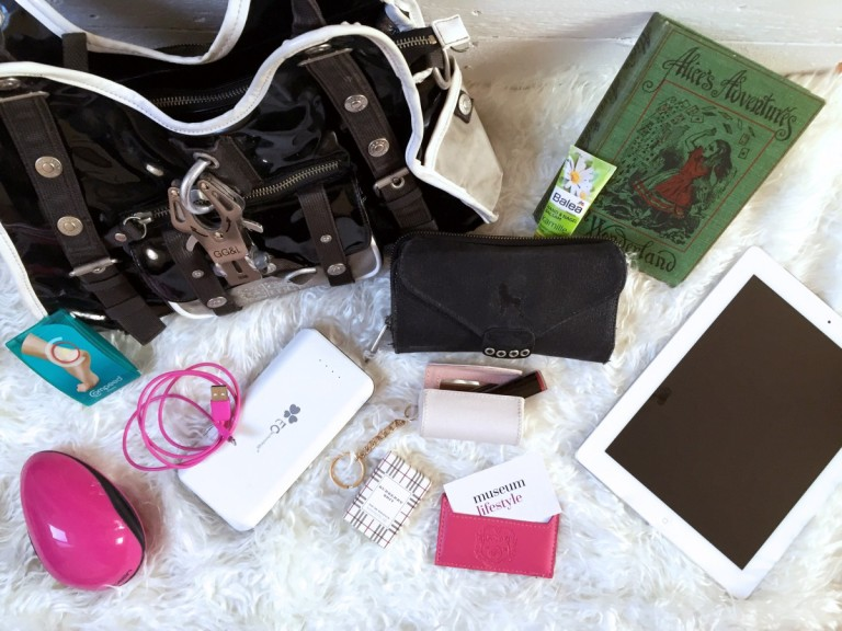what's in my bag