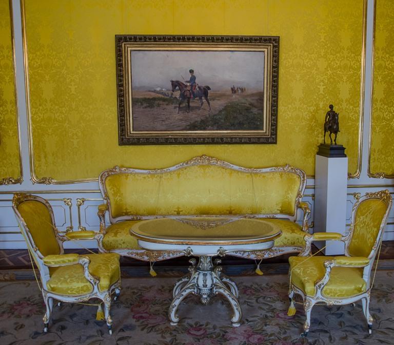 The Rococo Room - Albertina