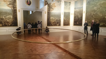 "Wishes versus wonders, 2015 ""Olafur Eliasson: BAROQUE BAROQUE"" at Belvedere Museum, Winter Palace of Prince Eugene of Savoy, Vienna"