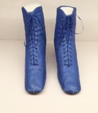 Blue Balmorals, England 1860-80
