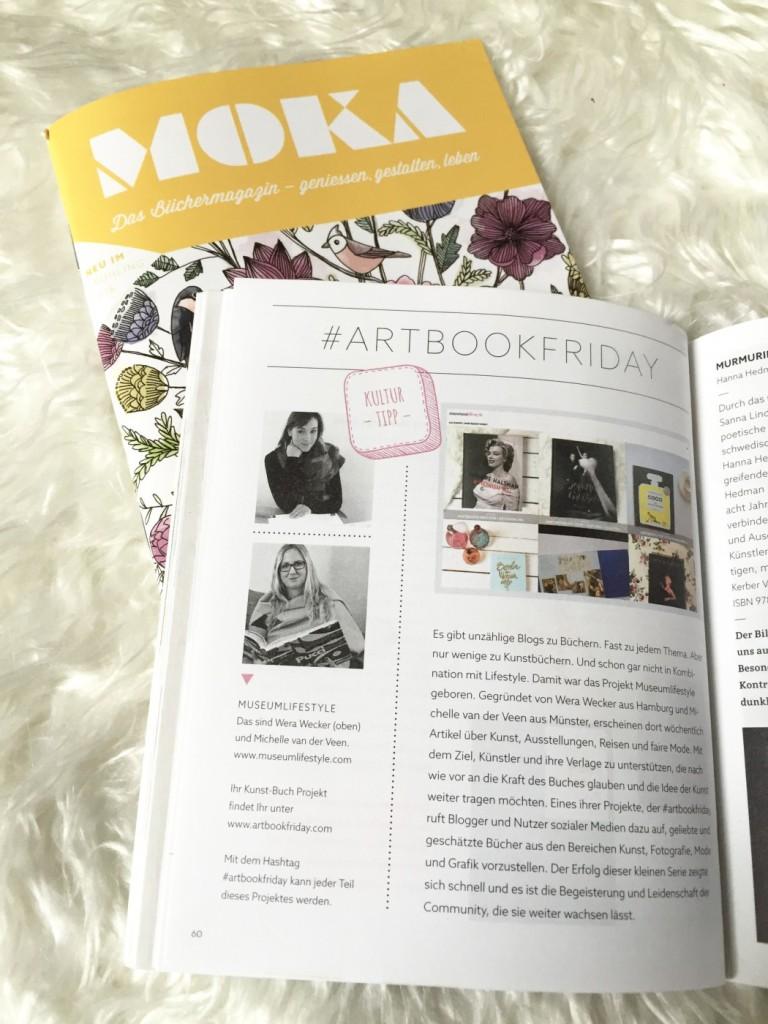 Moka Büchermagazin