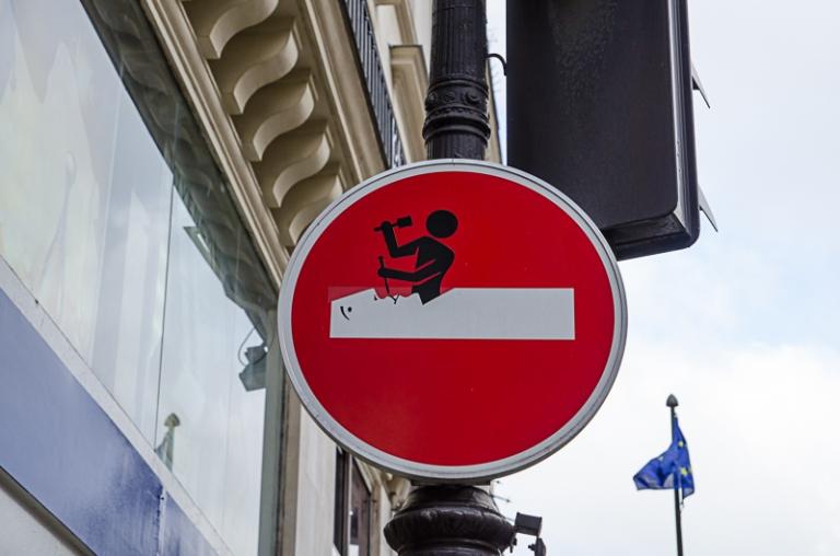 One of my favorite artworks - seen in Paris