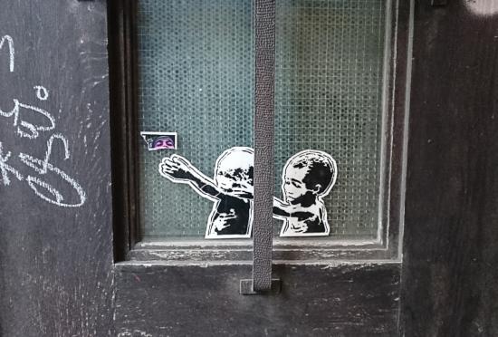Streetart in Wien