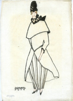 Eduard Josef Wimmer-Wisgrill, Mode Wien 1914/15, Wien, 1914–1915 Linolschnitt © MAK