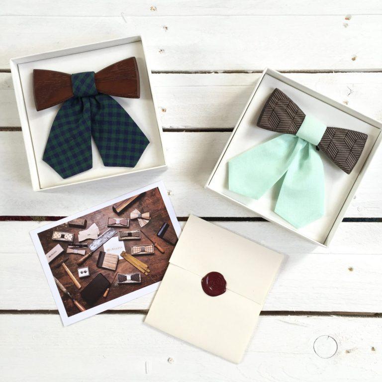 BeWooden bow ties