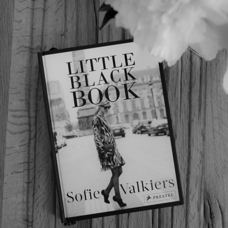 Little Black Book - Sofie Valkiers
