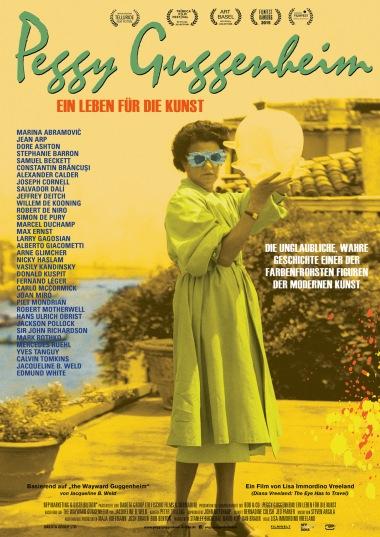 Peggy Guggenheim Art Addict movie