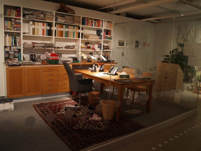 Kamprad Office IKEA museum