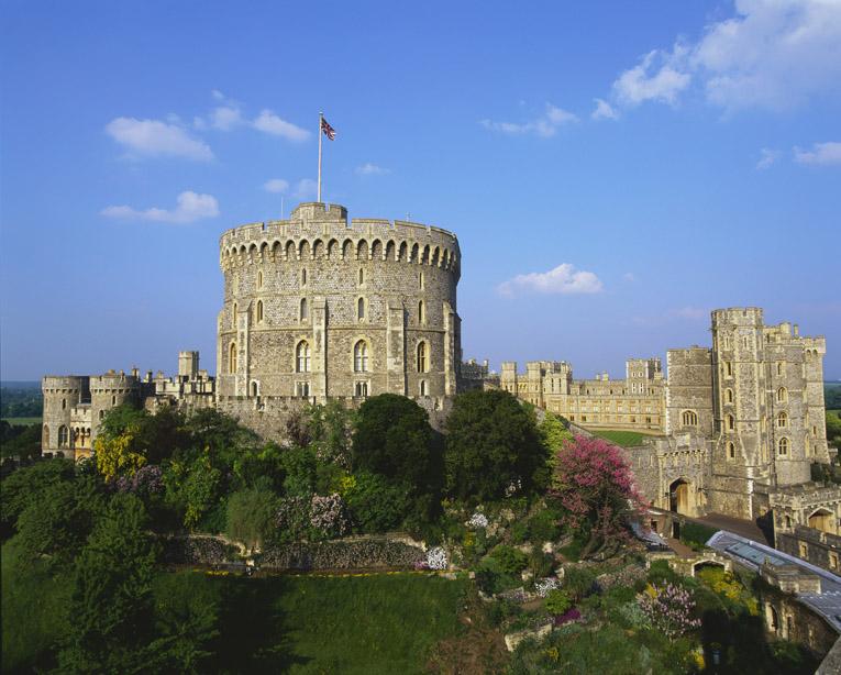 Windsor Castle  Royal Collection Trust / (c) Her Majesty Queen Elizabeth II 2016