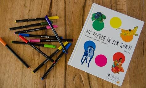 Die Farben in der Kunst