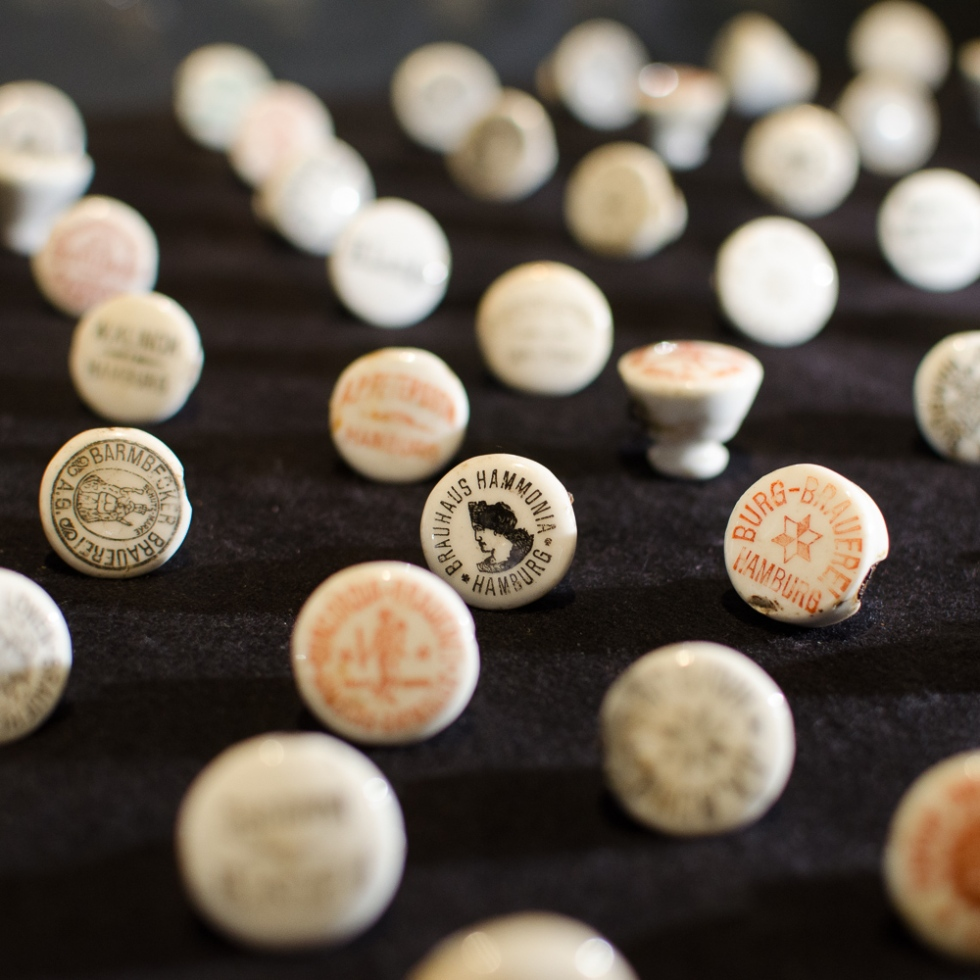 Historic Bottle Caps