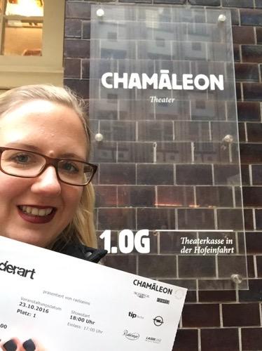 CHAMALEON theatre