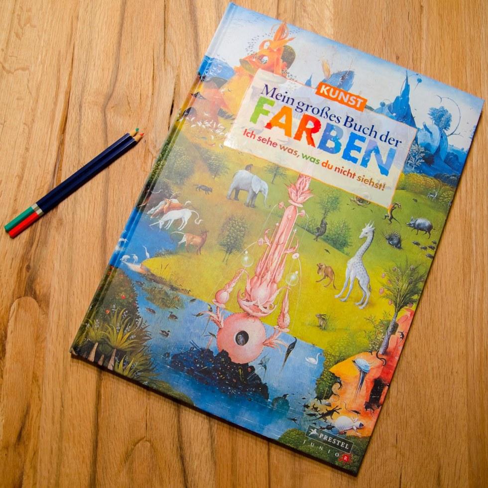 Mein großes Buch der Farben