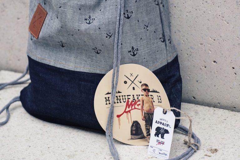 Manufaktur13 backpack