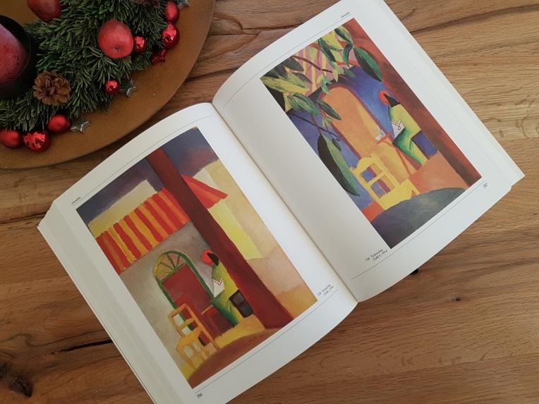 August Macke. Gemälde, Aquarelle, Zeichnungen.