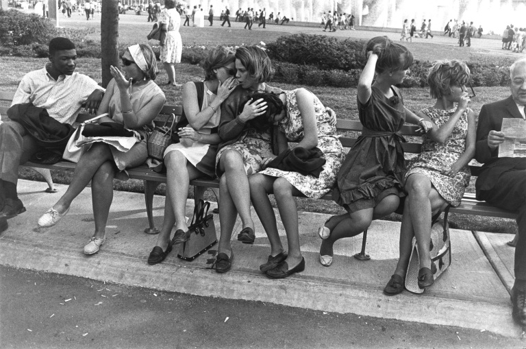 © The Estate of Garry Winogrand, courtesy Fraenkel Gallery, San Francisco