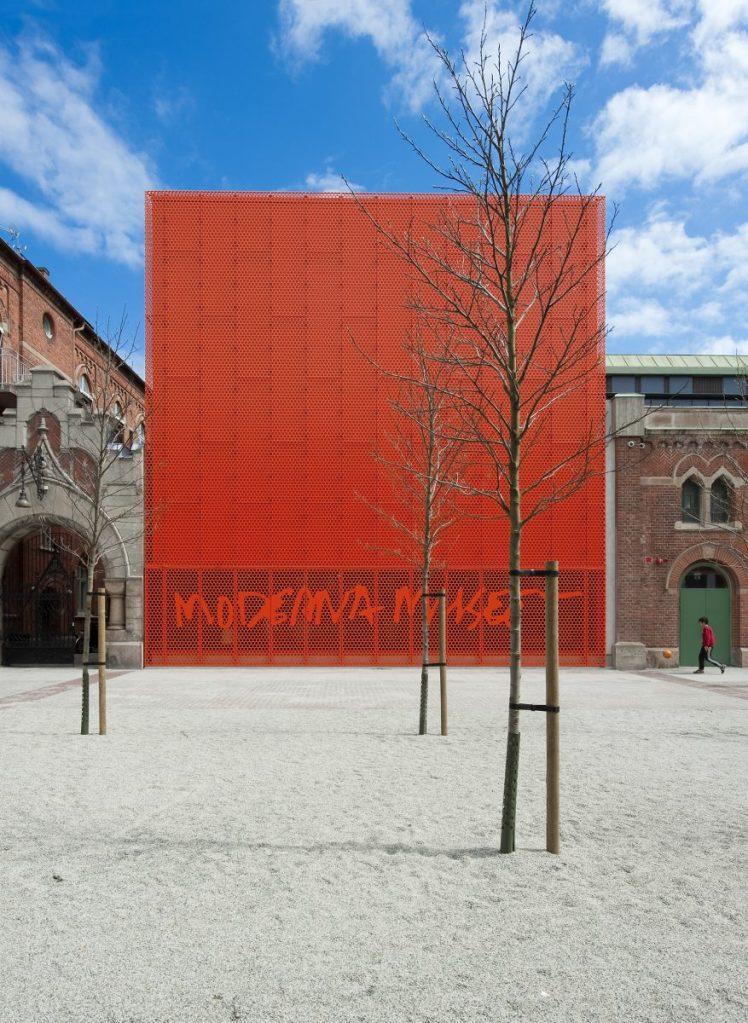 Moderna Museet Malmö, exterior © Photo: Moderna Museet/Åsa Lundén