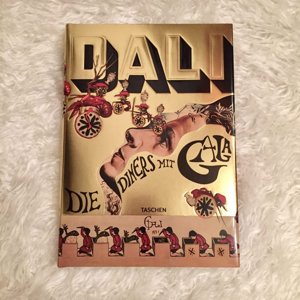 Gala dinner: Salvador Dalí's cookbook