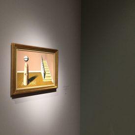 René Magritte, La lecture défendue, 1936