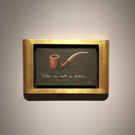 Imagine Magritte at Schirn Kunsthalle