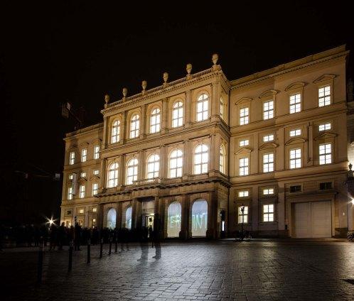 Außenansicht Museum Barberini
