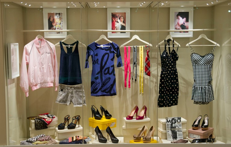 Amy Winehouse Wardrobe