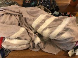 Schals der Herbst/Winter Kollektion 2017