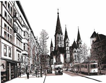 Robert Nippoldt Es wird Nacht im Berlin der Wilden Zwanziger