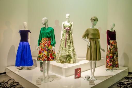 Chanel, Dior, Pucci